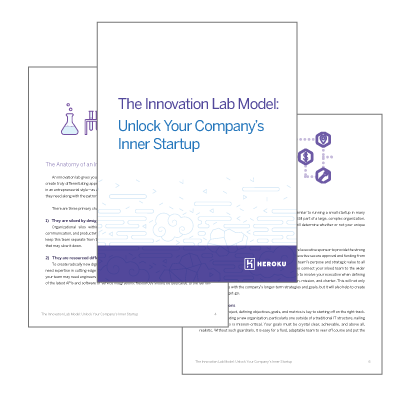 The Innovation Labs Model whitepaper