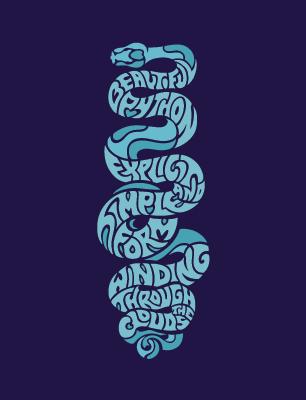 Python Haiku wallpaper